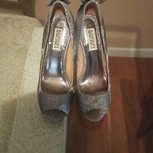 Badgley mischka shoe